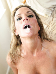 Pretty cunt Montana Skye getting pussy licked and drilled in all holes