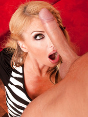 Charming milf Taylor Wane getting drilled in doggystyle with a big cock