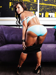 Lisa Ann is a busty and hot milf not for young unexperienced boyfriends