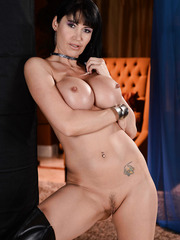 Fascinating Eva Karera amazes with her big tits, sweet pussy and hot eyes