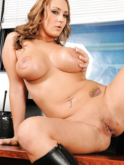 Dangerously hot and large tits by astounding milf Trina Michaels