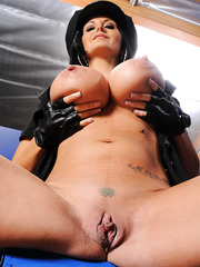 Hardcore brunette milf with huge breast Ava Addams patrols you
