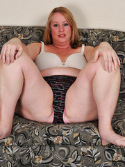 Huge BBW Misty Luv Blu showing her lovely body and her enormous tits