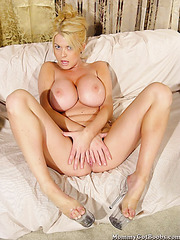 Amazing Carolyne Monroe is a super busty blonde milf that enjoys hardcore love