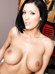 Fascinating milf Dylan Ryder turns this official meeting into delicious fuck