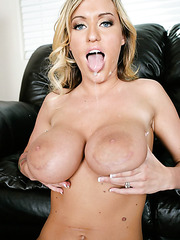 Beautiful busty whore Memphis Monroe is ready for an awesome blowjob