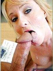Hardcore and hot fuck with a nasty blonde whore named Bethany Sweet
