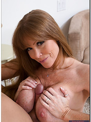 Cuddly mature Darla Crane loves to be drilled like young dirty whores