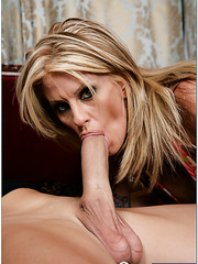 Entrancing whore Olivia getting naked and riding a very hard pecker