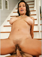 Skillful mature Persia Monir fucking in various positions and reaching satisfaction
