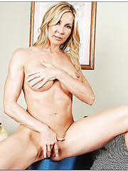 Nice milf Kelly Estelle practicing yoga and fucking with her new coach