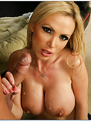 Topnotch sex goddess with ridiculous body Nikki Benz fucks in her car