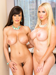 Nasty girls Lisa and Nikki decided to show you their hot secrets