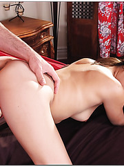 Lovely girl Nikki Vee getting pound by a really hard and fat cock of her man