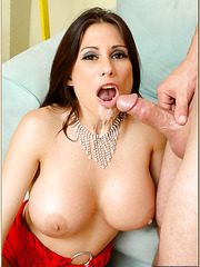 Flawless body of divine babe Sheila Marie is being nailed hard by a cock