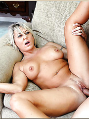 Remarkable blonde Chennin Blanc likes to suck some hard cocks and eat cum