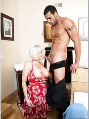 Lovely hooker Kasey Grant gets drilled hard only in doggystyle