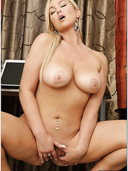 Hardcore and hot fuck with a nasty blonde milf named Abbey Brooks