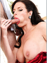 Nasty ladie Veronica Avluv enjoying a hardcore penetration with her boyfriend