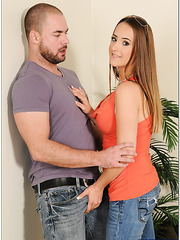 Delectable hooker Lexi Lee adores banging with her naughty neighbor