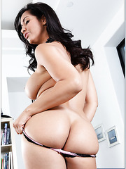 Obedient cutie Isis Love prefers doing bad things with big hard dicks