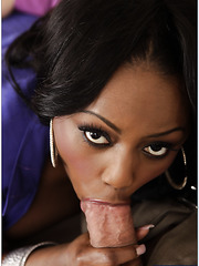 Radiant milf Jada Fire showing chocolate ass and fucking with her friend