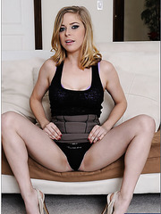 Carnal coquette Penny Pax prefers showing her ass and getting drilled hard