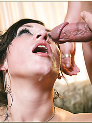 Dazzling milf Makali Chanel enjoying a delicious pecker and getting pleased
