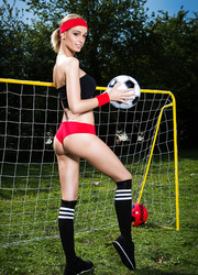 World Cup UK Team Tits