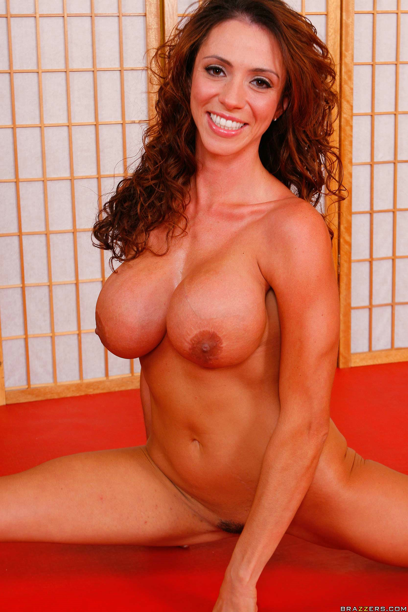 Ariella ferrera big tits sports