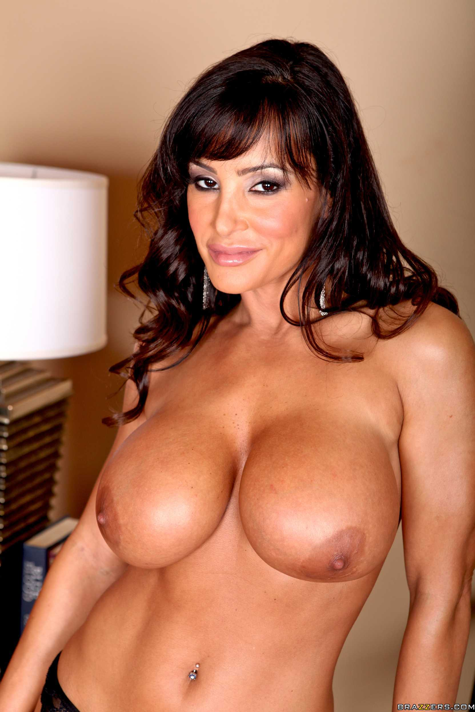 Something milf tits lisa fantasy