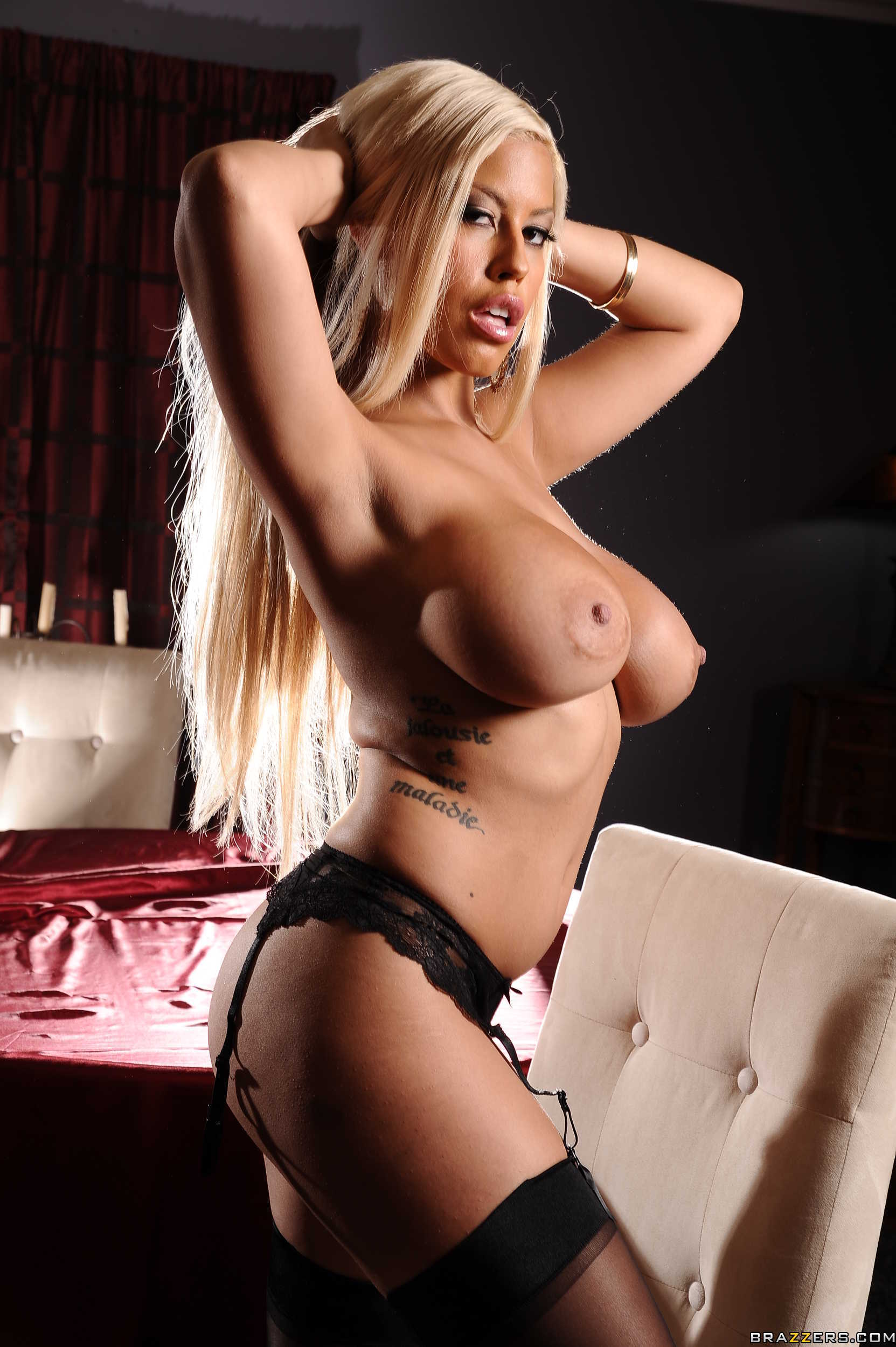 image Bridgette b amazing blonde with huge tits