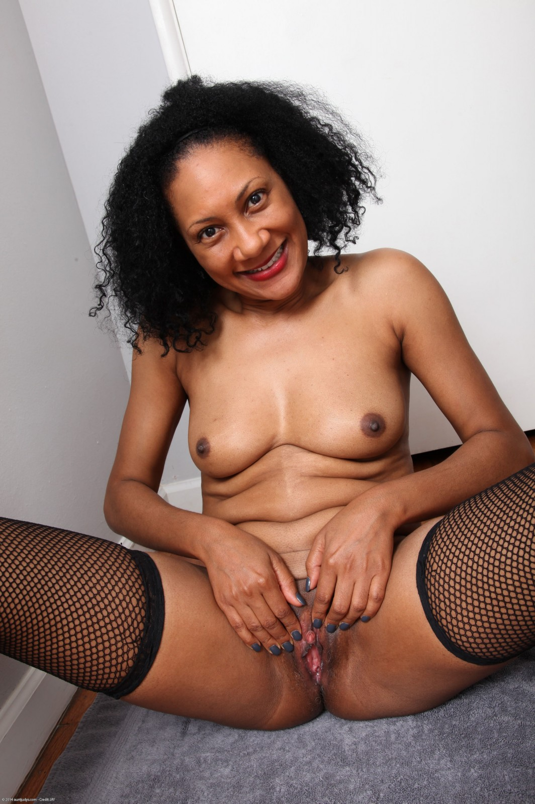 Ebony milf video