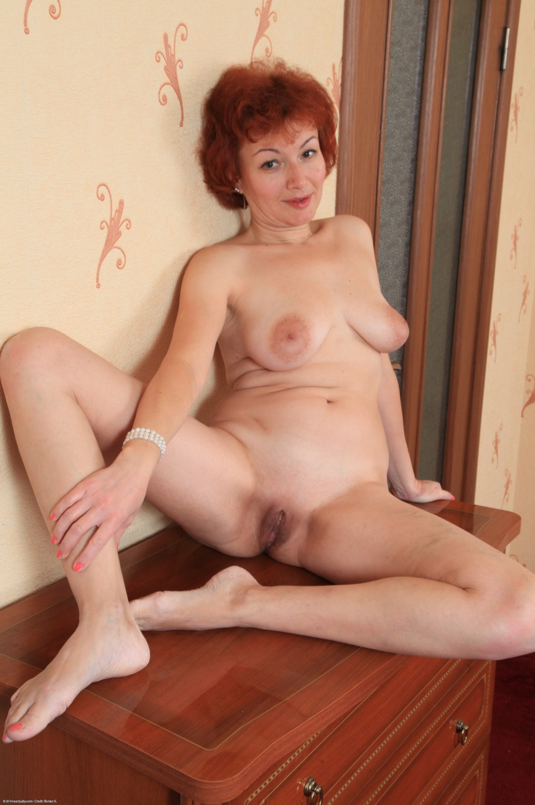 from Matthew naked mature red heads