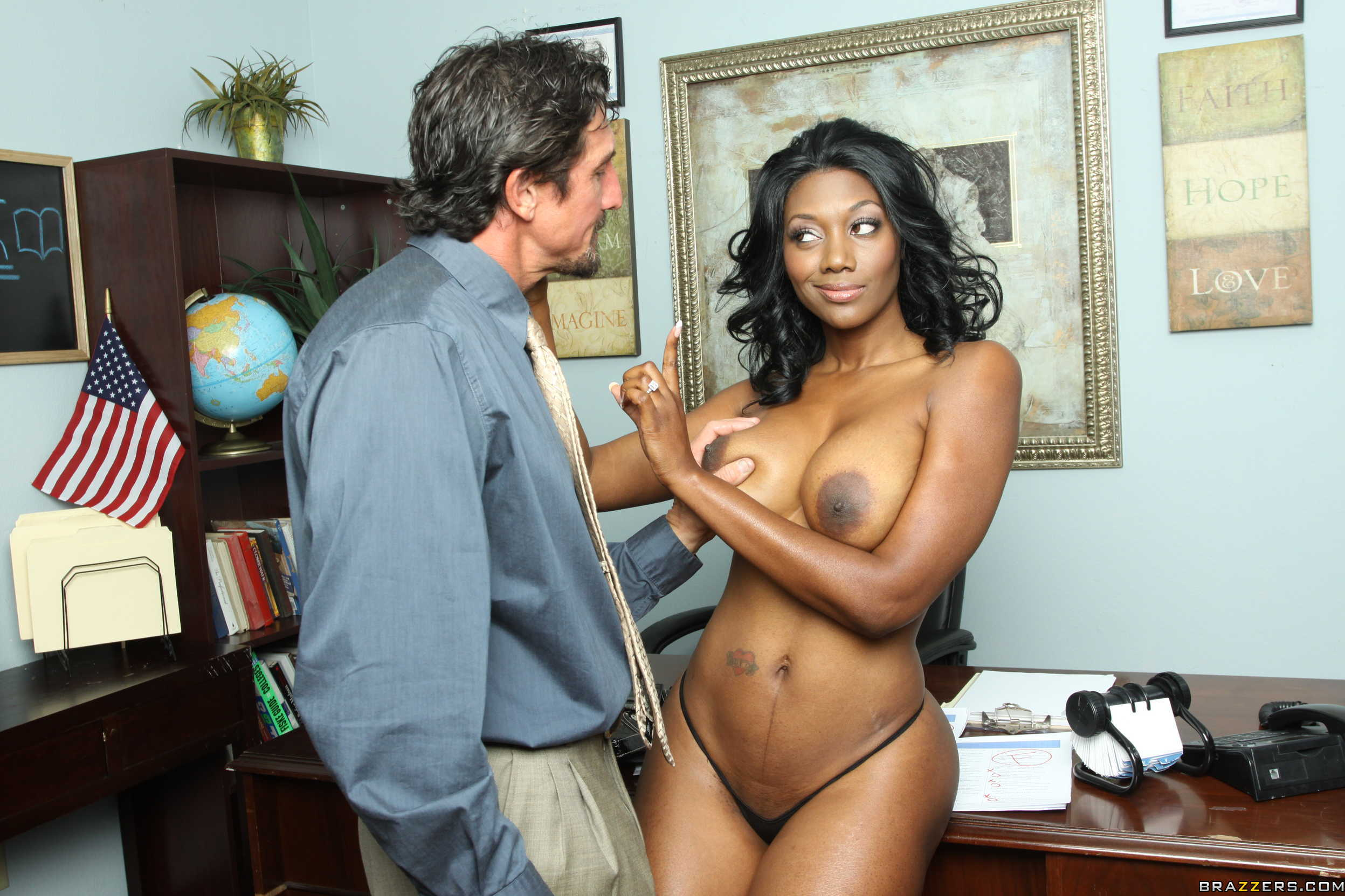 Good Nyomi banxxx backroom pussy for a pass for