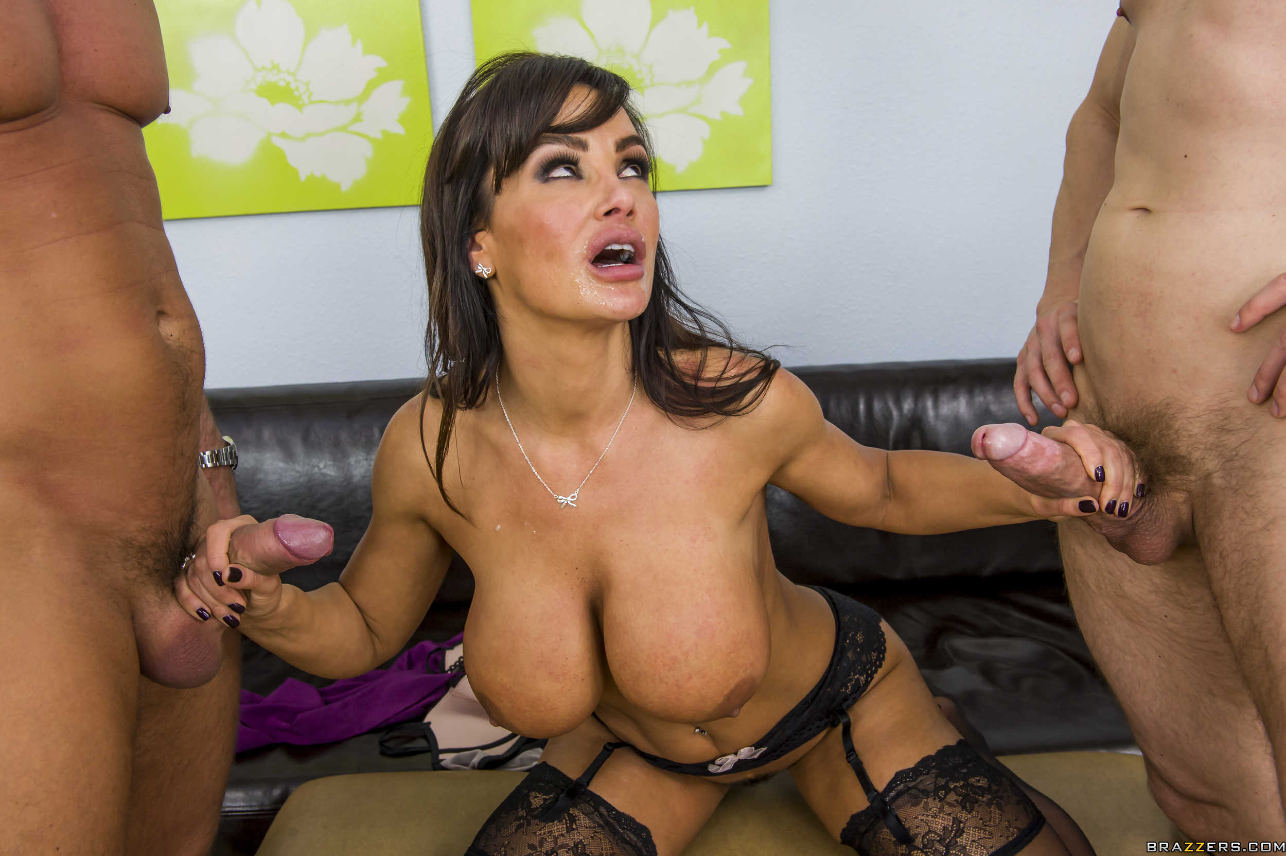 from Maximo lisa ann in action hardcore