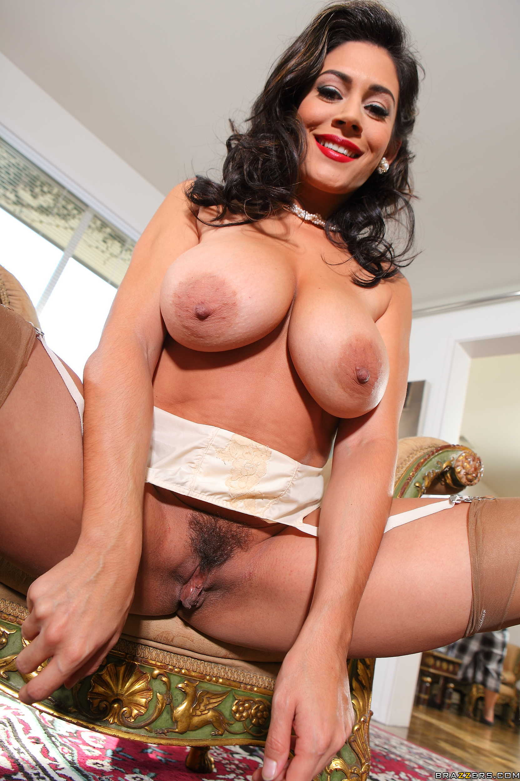 Raylene the milf makes you jerk off 4