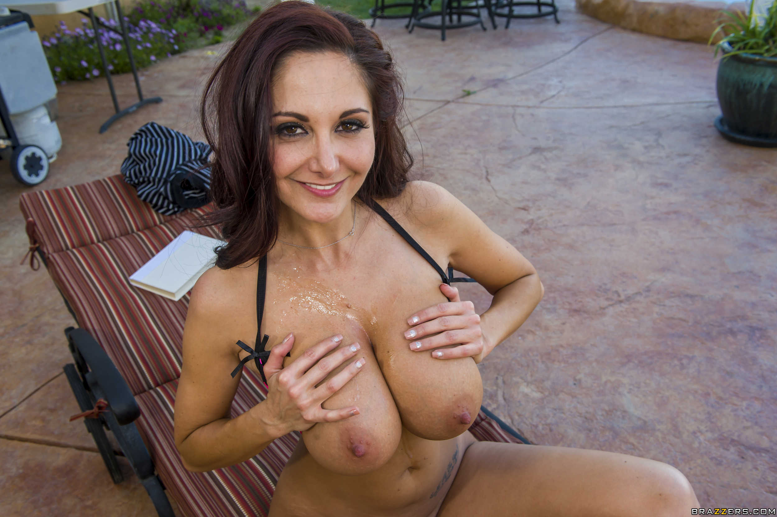 ava addams swallow