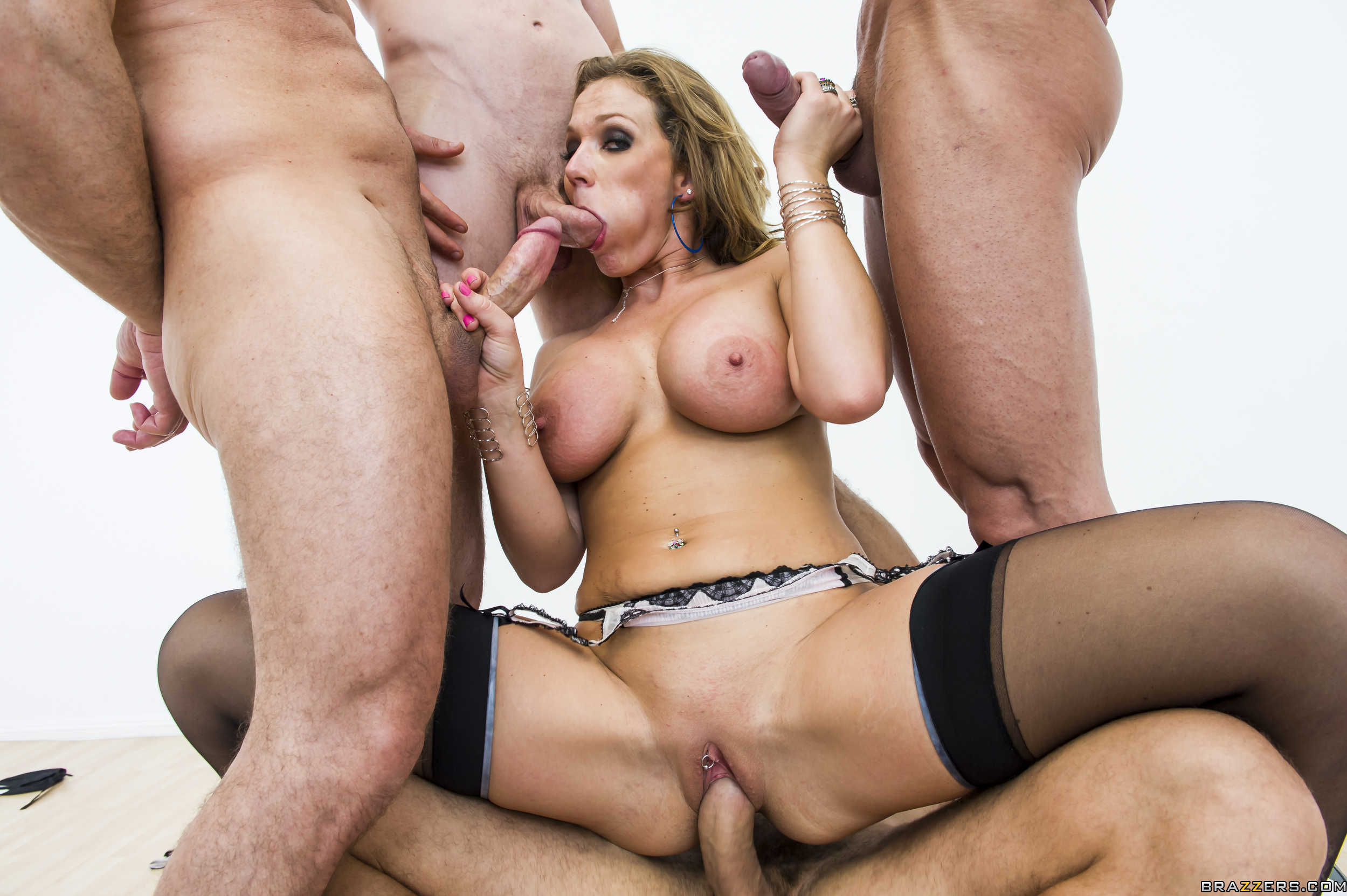 Nikki Sexx Busty Doctor Gets Fucked Hard Picture