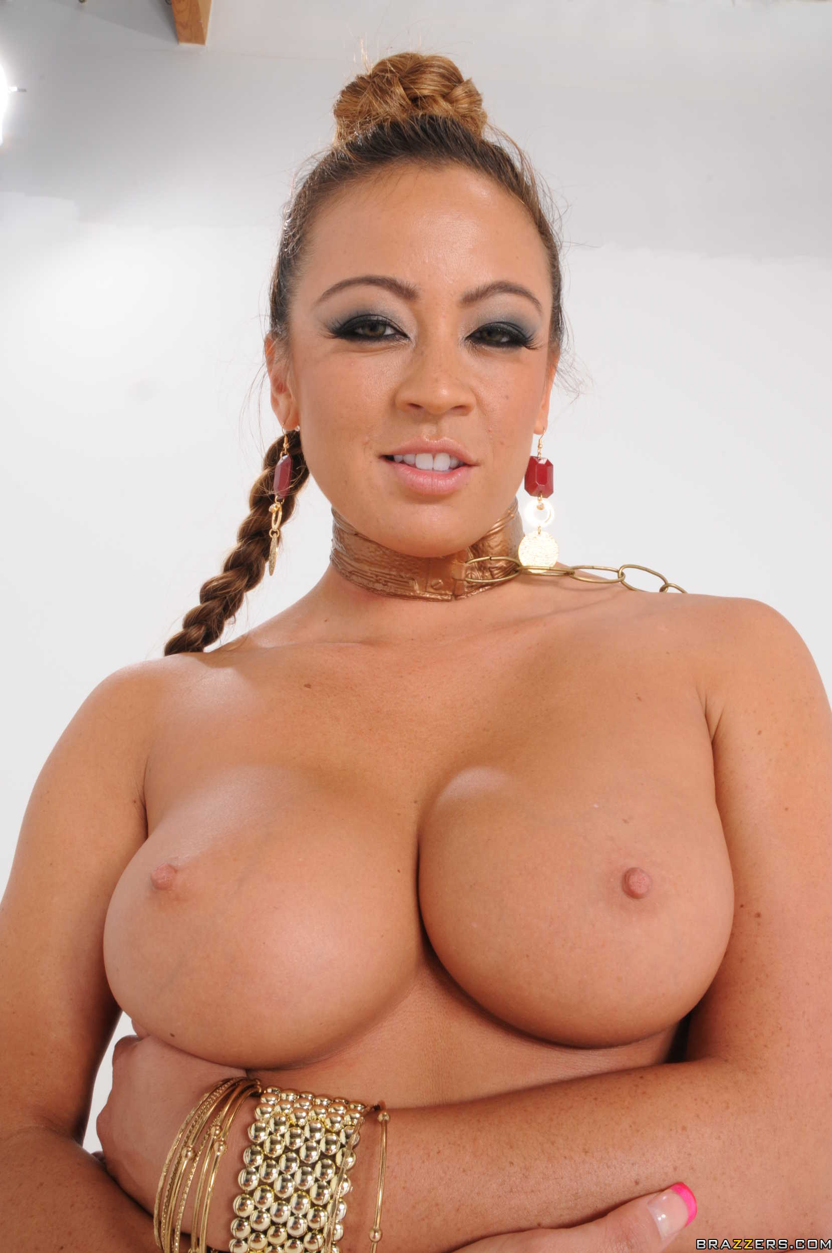 Busty babe mia in her first porn shoot 2