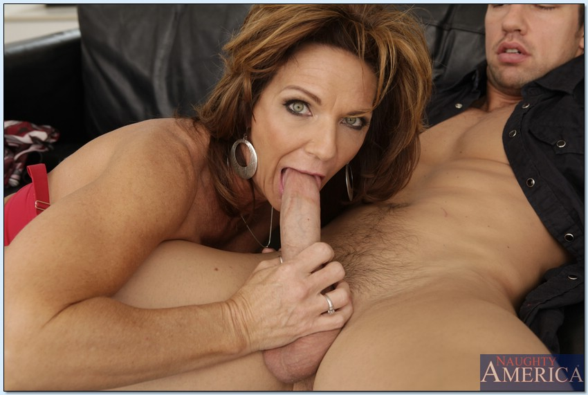 Naughty wife deauxma gets free advice for sex from tax man 3