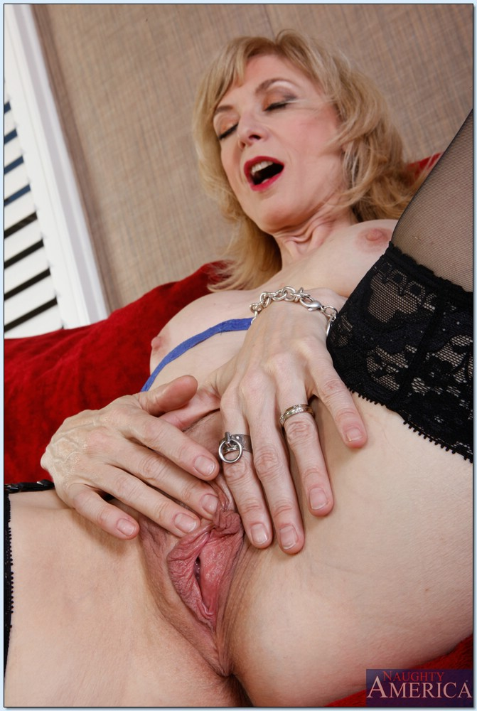 For the Nina Hartley booty spread share your