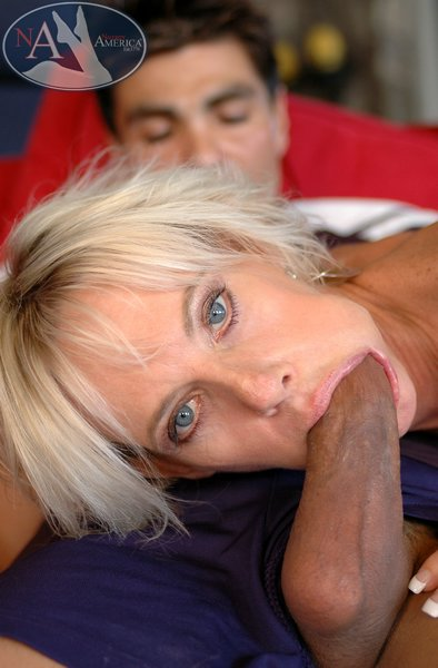 Blond wife fucked to multiple orgasms