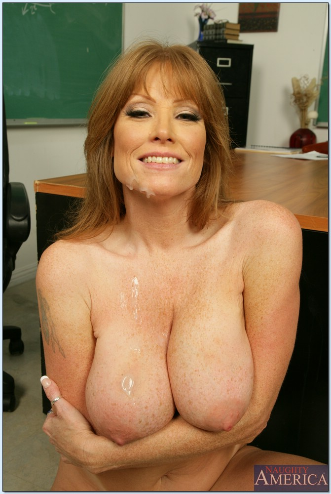 Hot tutor busty milf julia ann makes her student study hard