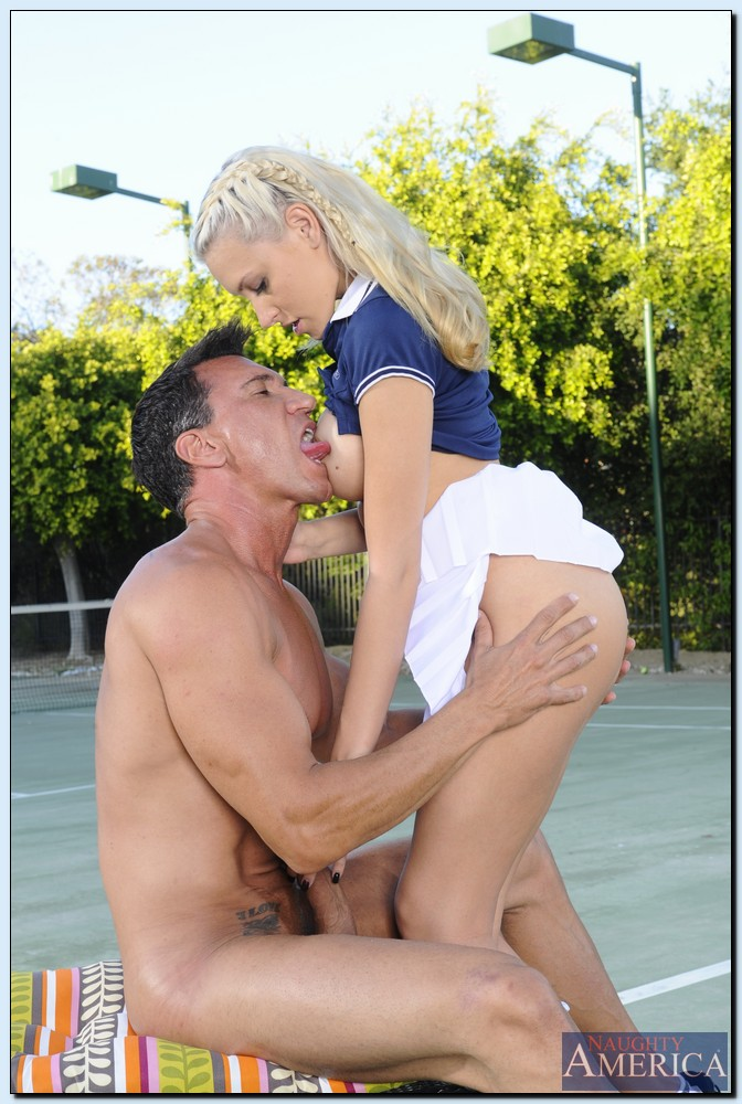 Busty katie summers and a big black cock 2