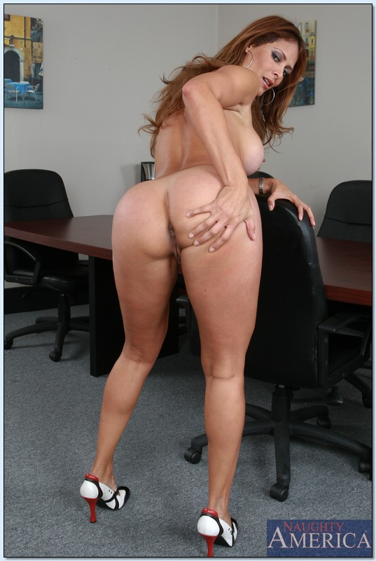 Monique Fuentes Naughty Office