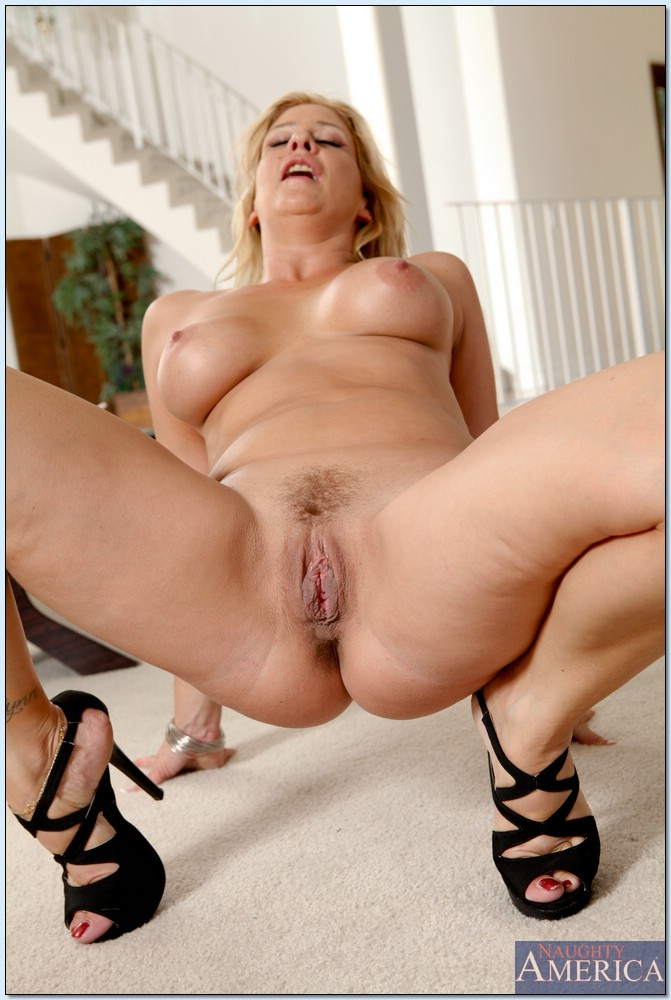 Mature seduced wife